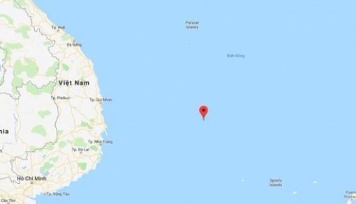 6 thuyền viên trên tàu bị thả trôi cách Nha Trang gần 240 hải lý