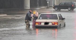 Mỹ: Bão lớn kém theo mưa đá gây mất điện trên diện rộng tại nhiều bang