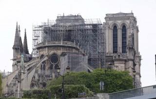 Hạ viện Pháp thông qua dự luật về khôi phục Nhà thờ Đức Bà
