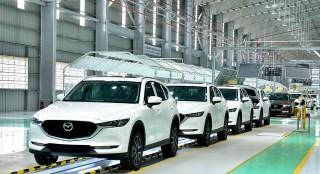 Quy trình sản xuất Mazda CX-5 tại nhà máy hiện đại nhất Đông Nam Á