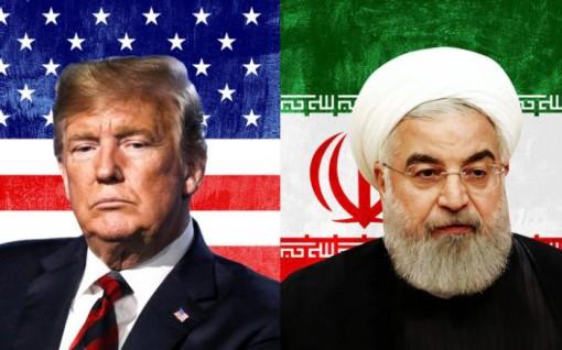 Vùng Vịnh nóng trở lại trước nguy cơ xung đột quân sự giữa Mỹ-Iran