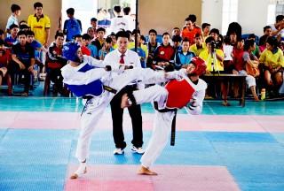Taekwondo từng bước khẳng định sức mạnh