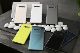 Galaxy Note 10 có thể được bán với 5 màu sắc