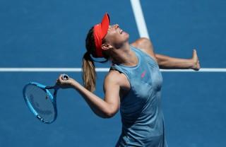 'Búp bê Nga' Sharapova rút lui khỏi giải Pháp mở rộng