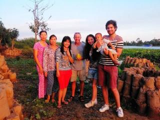 Du lịch homestay ở Bình Phước Xuân