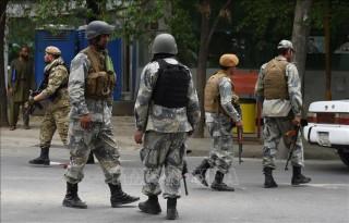 Trên 30 cảnh sát Afghanistan thương vong do bị không kích nhầm