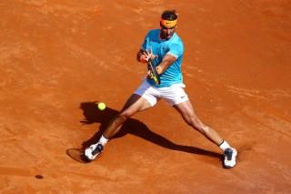 Nadal, Djokovic xuất sắc vào bán kết, Federer bỏ cuộc ở Rome Open 2019