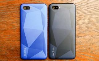 Realme công bố smartphone giá rẻ C2
