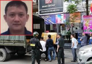 Bộ Công an truy nã ông chủ Nhật Cường Mobile Bùi Quang Huy