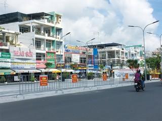 Đảm bảo hoạt động tại phố đi bộ và trật tự đô thị Long Xuyên