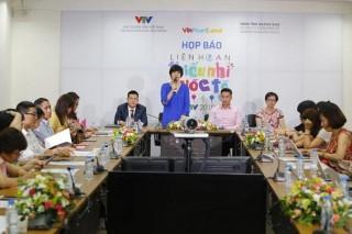Liên hoan thiếu nhi quốc tế VTV 2019 tôn vinh sắc màu văn hóa bốn phương