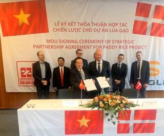 Tập đoàn Sao Mai ký thỏa thuận đầu tư chiến lược với SKIOLD