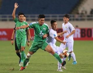 Vòng 8 giải hạng Nhất quốc gia - LS 2019: Quyết đấu tại Long Xuyên