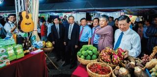 Hội chợ Thương mại Quốc tế Tịnh Biên - An Giang năm 2019