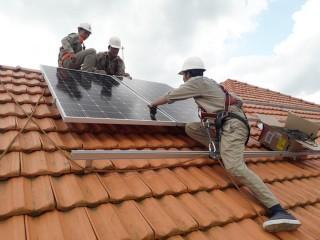 Điện năng lượng mặt trời- Đi tắt đón đầu