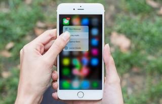 iPhone 2019 sẽ bỏ cảm ứng lực 3D Touch