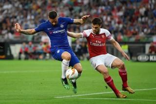 Vùi dập Arsenal, Chelsea vô địch Europa League