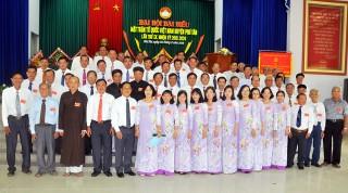 Đại hội đại biểu MTTQ Việt Nam huyện Phú Tân lần thứ IX kết thúc thành công tốt đẹp