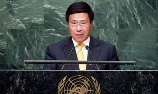 Khẳng định chủ trương của Việt Nam trở thành thành viên tích cực, đối tác tin cậy trong cộng đồng quốc tế