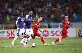 TP. Hồ Chí Minh vô địch lượt đi V-League 2019
