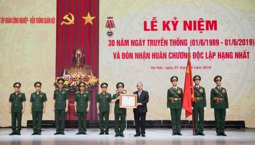 Tập đoàn Công nghiệp - Viễn thông quân đội kỷ niệm 30 năm thành lập và tuyên bố mục tiêu kiến tạo xã hội số