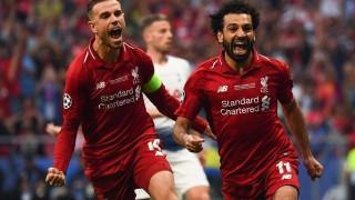 Đánh bại Tottenham, Liverpool vô địch Champions League