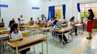 Hơn 22.400 học sinh sẵn sàng dự thi tuyển sinh vào lớp 10