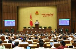 Kỳ họp thứ 7, Quốc hội khóa XIV: Bộ trưởng Bộ Công an đăng đàn đầu tiên trả lời chất vấn