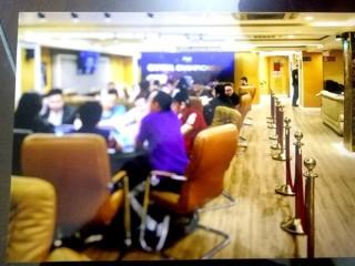 Ổ nhóm tổ chức đánh bạc dưới hình thức thi đấu Poker