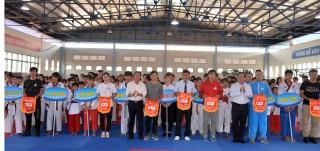 Khai mạc Giải Taekwondo học sinh tỉnh năm 2019