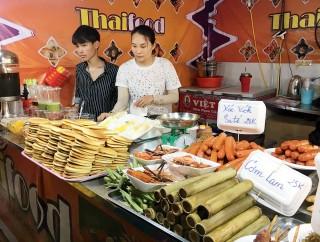 Ẩm thực Thái Lan trên đất Long Xuyên