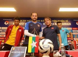 U.23 Việt Nam vs U.23 Myanmar 20 giờ ngày 7-6: Chiến đấu vì danh dự và khát khao