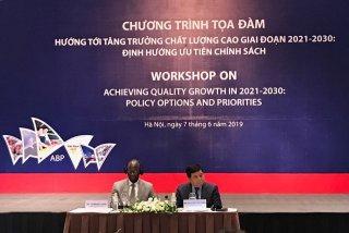 Việt Nam hướng tới tăng trưởng chất lượng cao giai đoạn 2021-2030