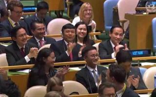 Quốc tế đánh giá cao Việt Nam đắc cử ủy viên không thường trực HĐBA