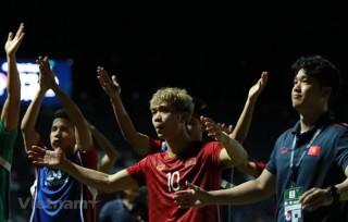 Á quân King's Cup 2019, tuyển Việt Nam đứng thứ 15 Châu Á