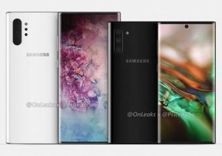 Galaxy Note10 ra mắt ngày 10-8