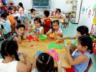 Tăng cường chăm lo cho trẻ em