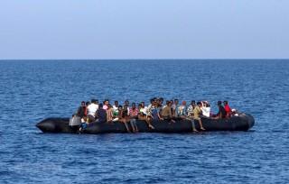 LHQ hối thúc Italy xem xét sắc lệnh hạn chế tàu thuyền đi vào lãnh hải