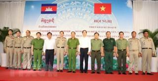 Mở đợt cao điểm trấn áp tội phạm ma túy ở biên giới Việt Nam-Campuchia