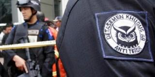 Indonesia bắt giữ 34 nghi phạm khủng bố