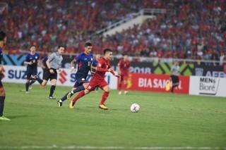 Đội tuyển Việt Nam tiếp tục tăng hạng trên bảng xếp hạng của FIFA