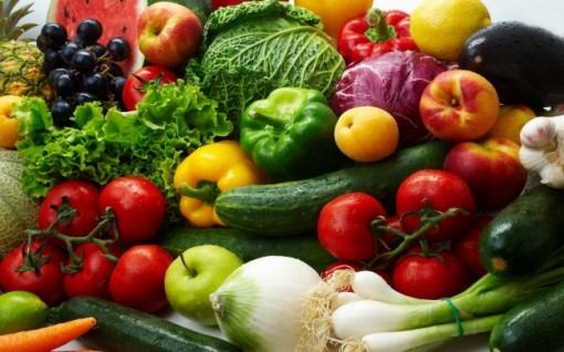 Nhận biết các dưỡng chất qua màu sắc rau củ quả