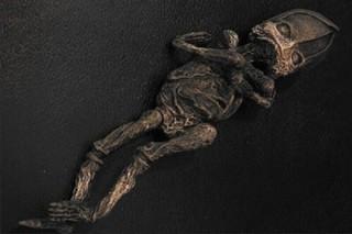 Sinh vật bị nghi là 'em bé ngoài hành tinh' ở Nga 23 năm trước