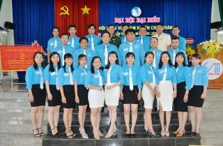 Đại hội đại biểu Hội Liên hiệp Thanh niên Việt Nam huyện Châu Thành