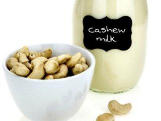 Lợi ích tuyệt vời của sữa hạt điều mà bạn chưa biết