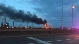 Mỹ: Cháy nổ lớn tại nhà máy lọc dầu ở bang Pennsylvania