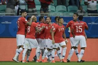 Sanchez tỏa sáng đưa Chile vào tứ kết Copa America 2019