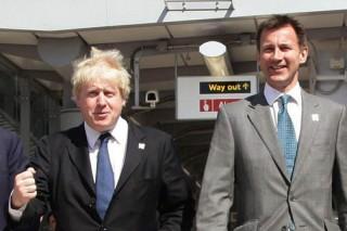 """""""Cuộc đua song mã"""" vào chiếc ghế Thủ tướng Anh chính thức bắt đầu"""
