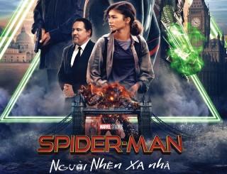 """Spider-Man: Far From Home"": Giới phê bình hết lời khen ngợi"
