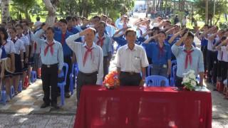 Châu Phú tập huấn cán bộ phụ trách Đội năm 2019